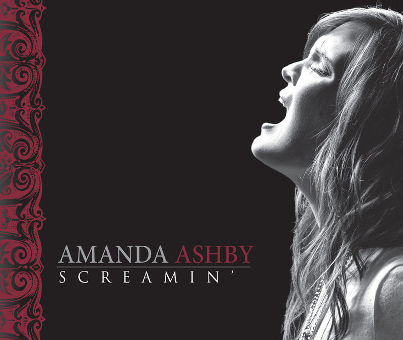 INOV8 MUSIC GROUP TO RELEASE AMANDA ASHBY CD