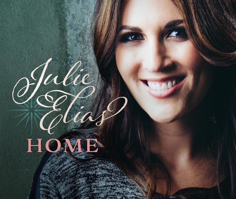 ENTERTAINER JULIE ELIAS PREPS FOR RELEASE OF NEW CD