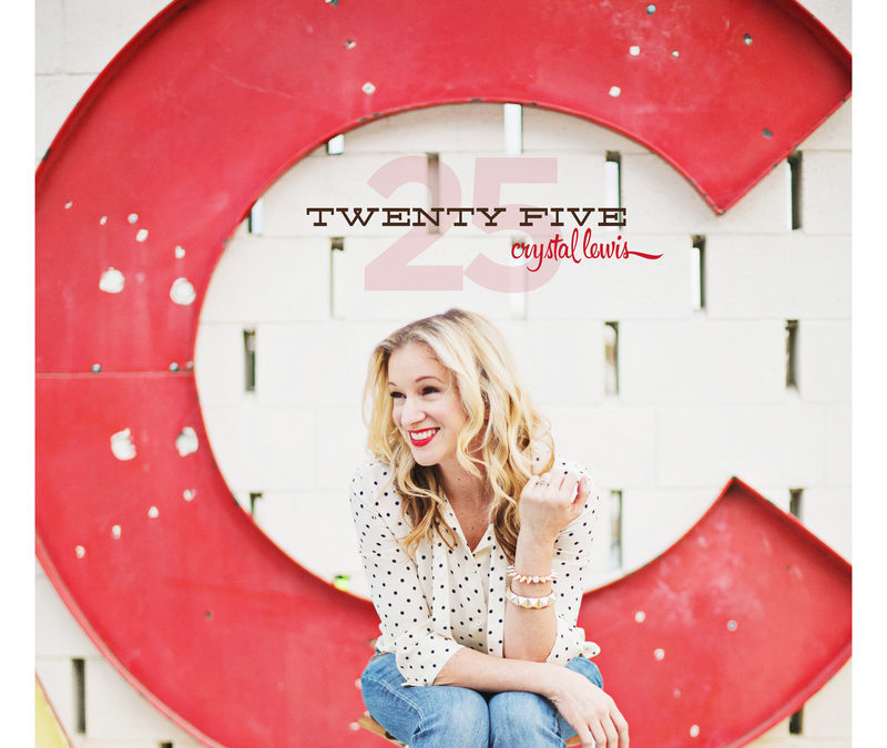 HIGHLY-ANTICIPATED NEW SINGLE FROM CRYSTAL LEWIS RELEASED TODAY
