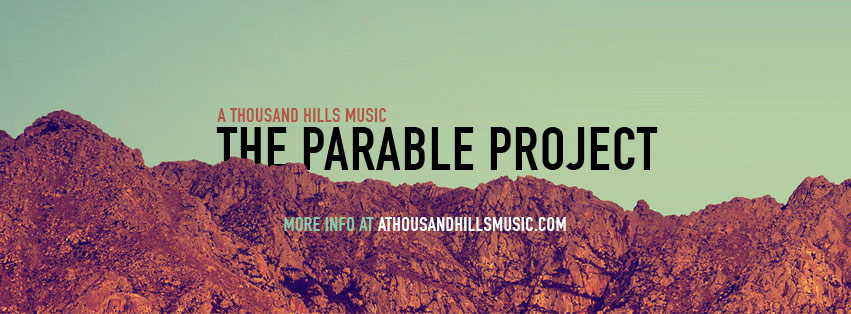 THE PARABLE PROJECT SONG SEARCH LAUNCHES TODAY