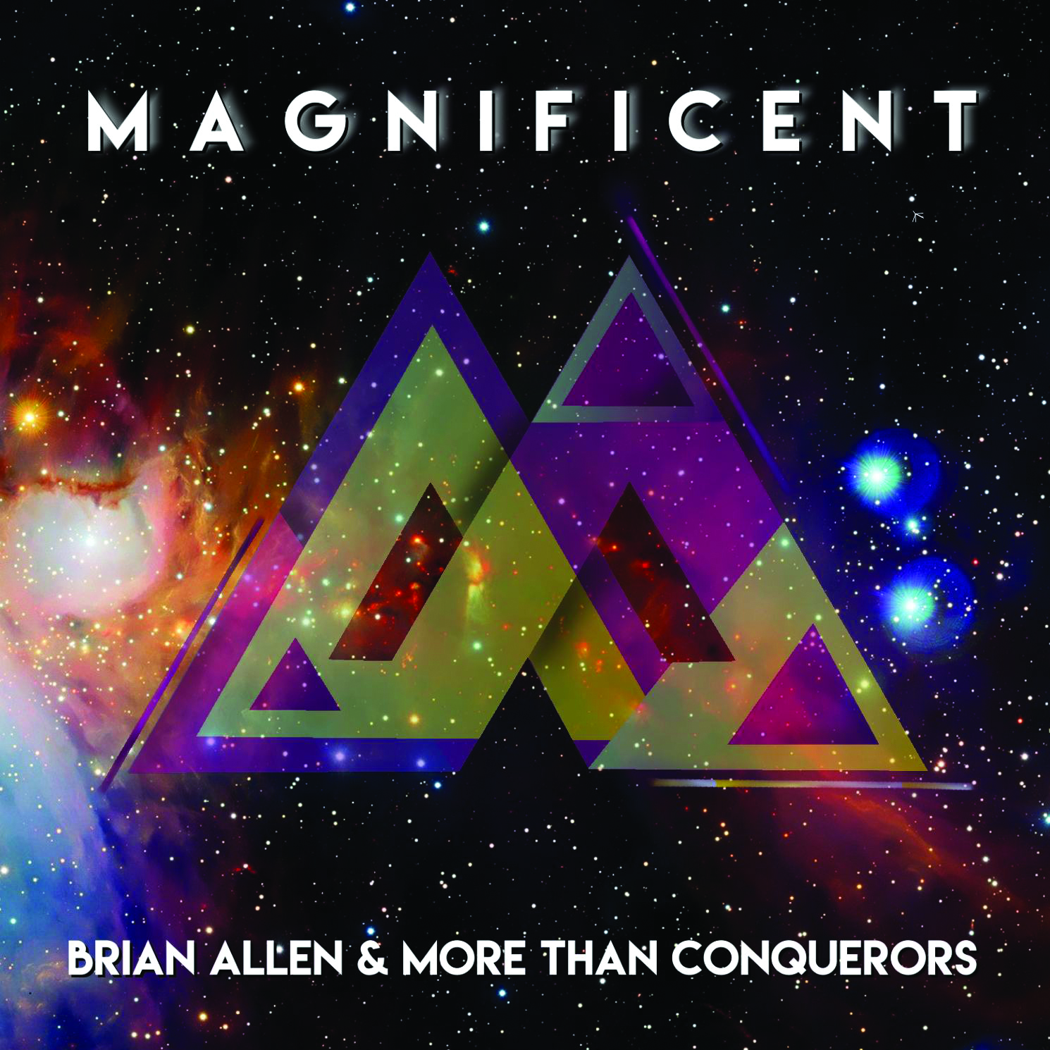 BRIAN ALLEN RELEASES NEW EP TITLED 'MAGNIFICENT'
