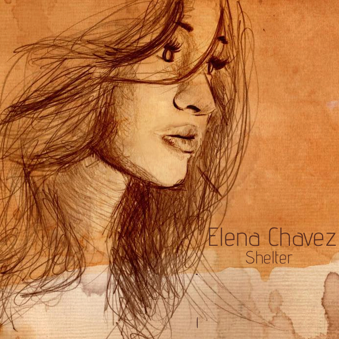 Elena Chavez - CD Cover