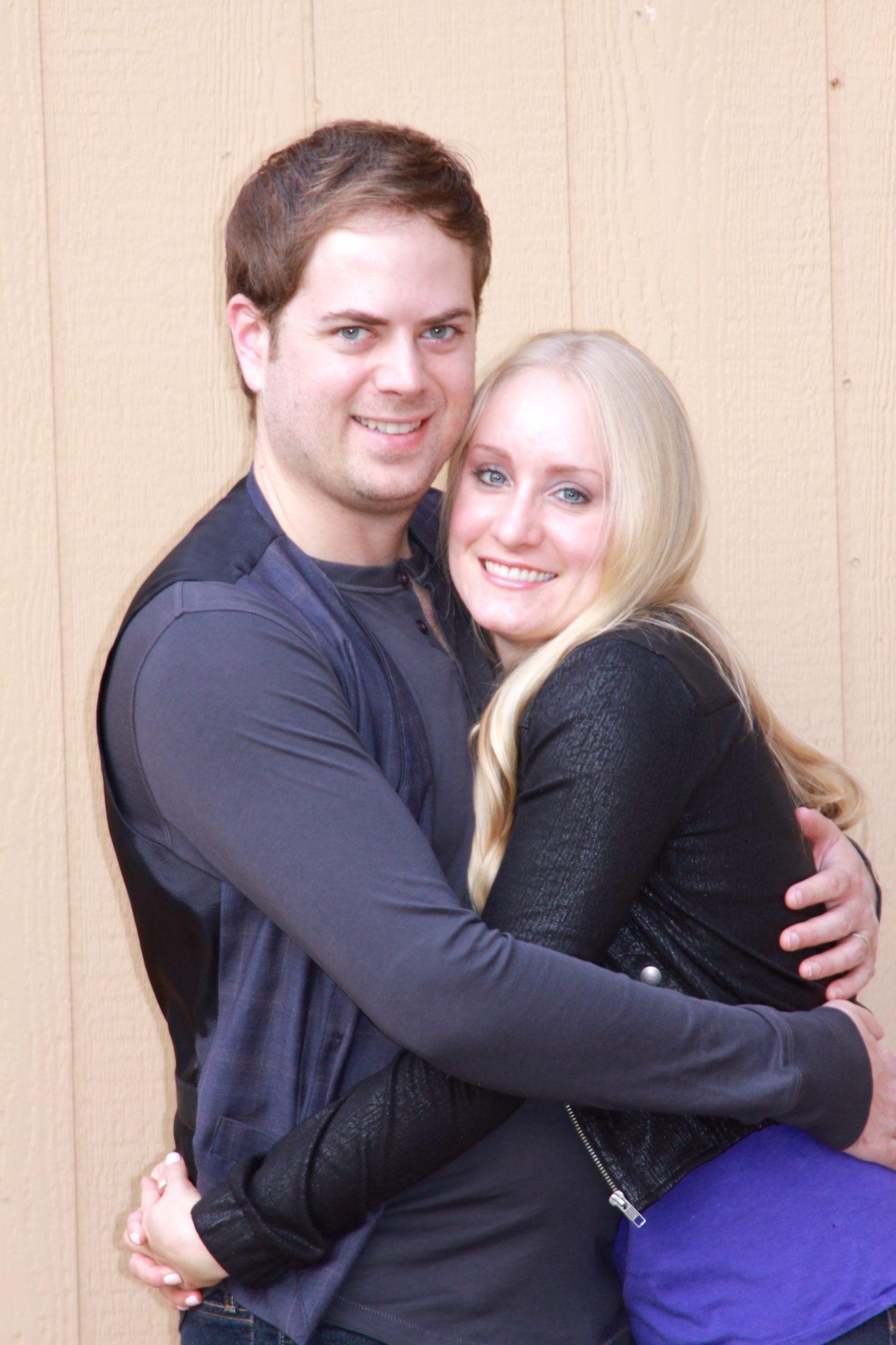 Scott and Christina MacIntyre wall1