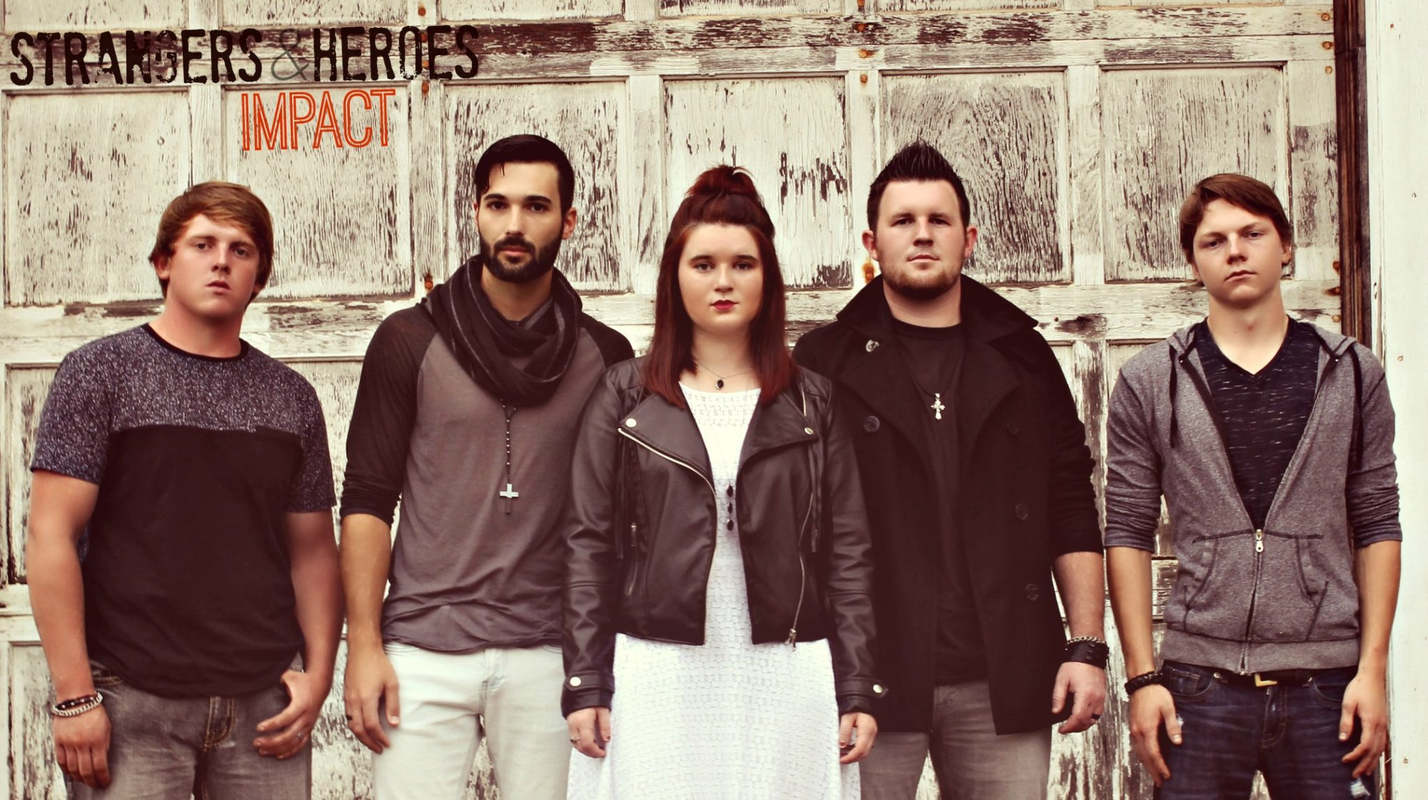 EAST TEXAS BAND STRANGERS&HEROES RELEASES DEBUT SINGLE