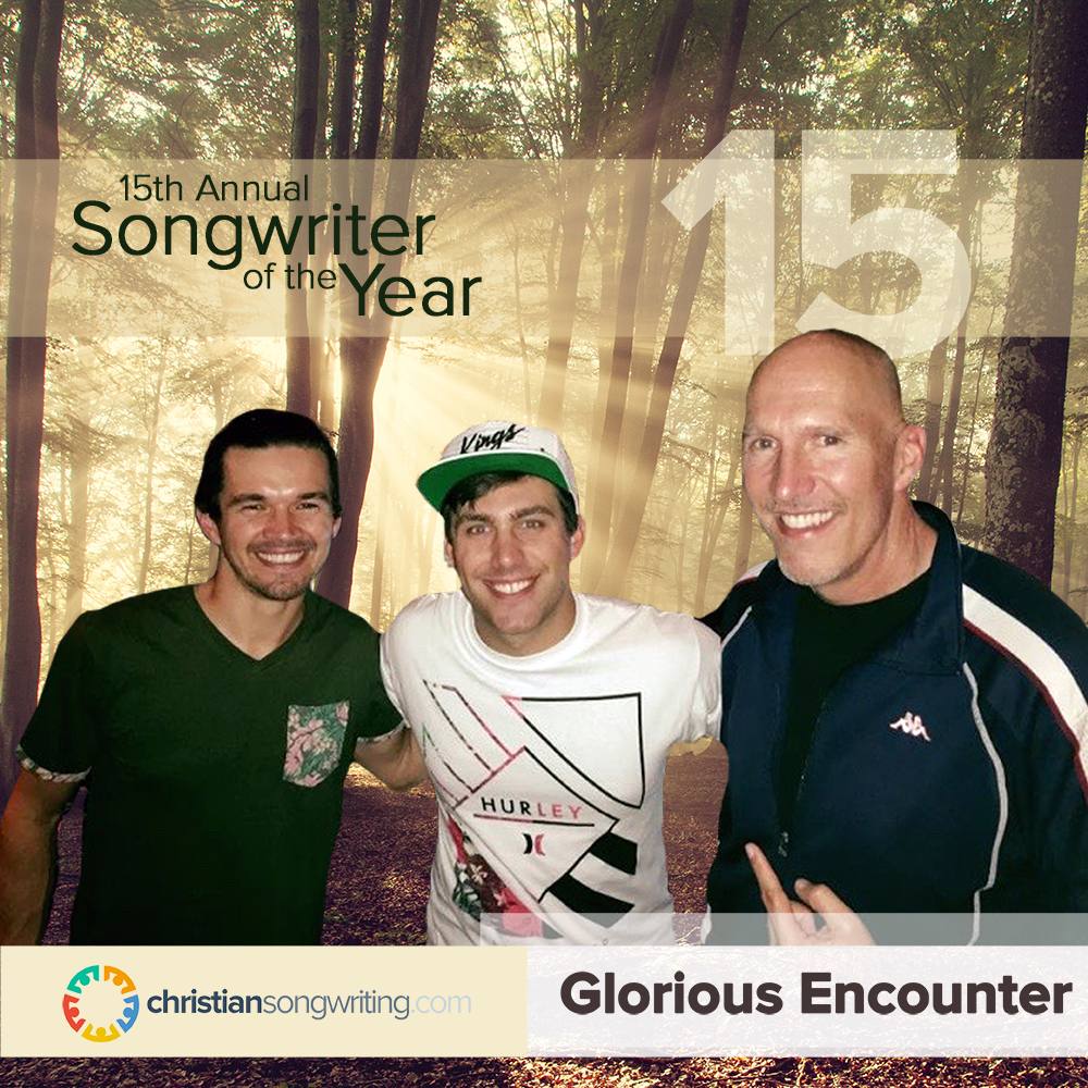 GLORIOUS ENCOUNTER NAMED SONGWRITER OF THE YEAR
