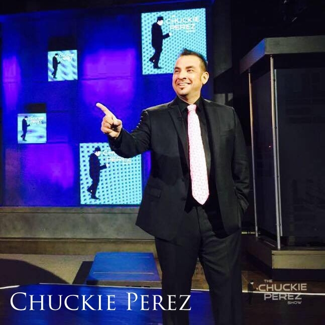 CHUCKIE PEREZ SIGNS NEW MANAGEMENT DEAL