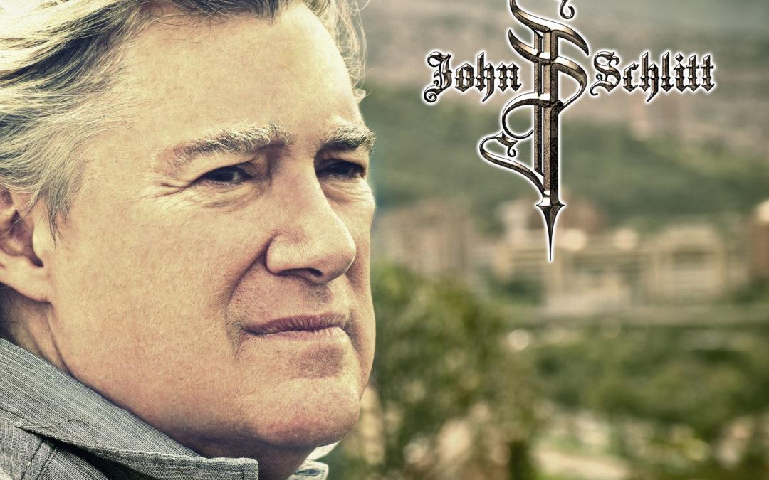 JOHN SCHLITT RELEASES FIRST NEW MUSIC IN SIX YEARS