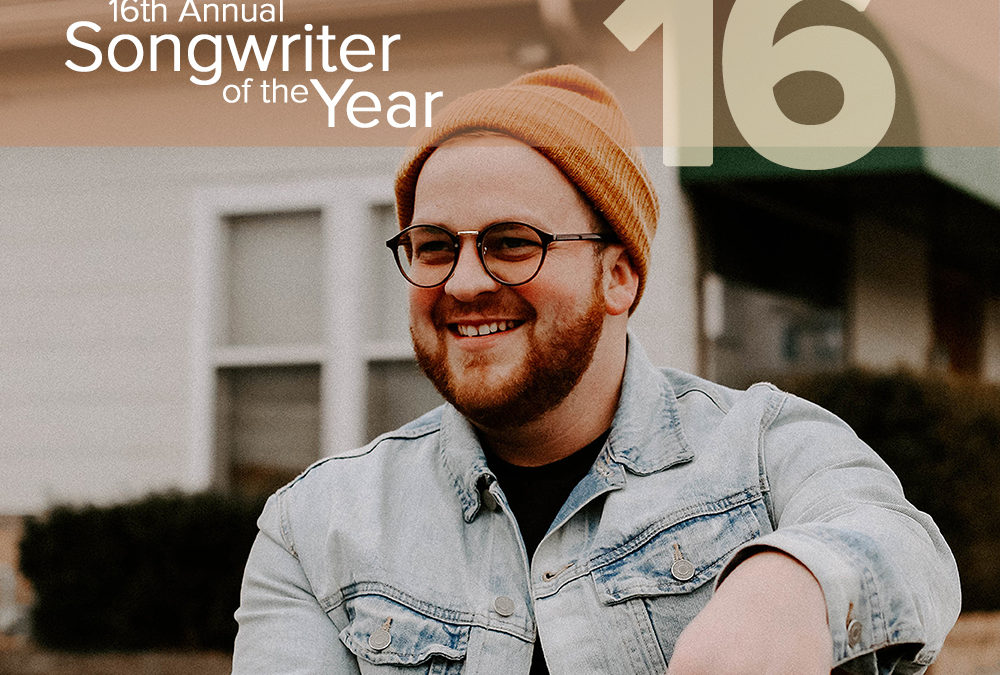 SHANE SCHAUER NAMED 16TH ANNUAL SONGWRITER OF THE YEAR
