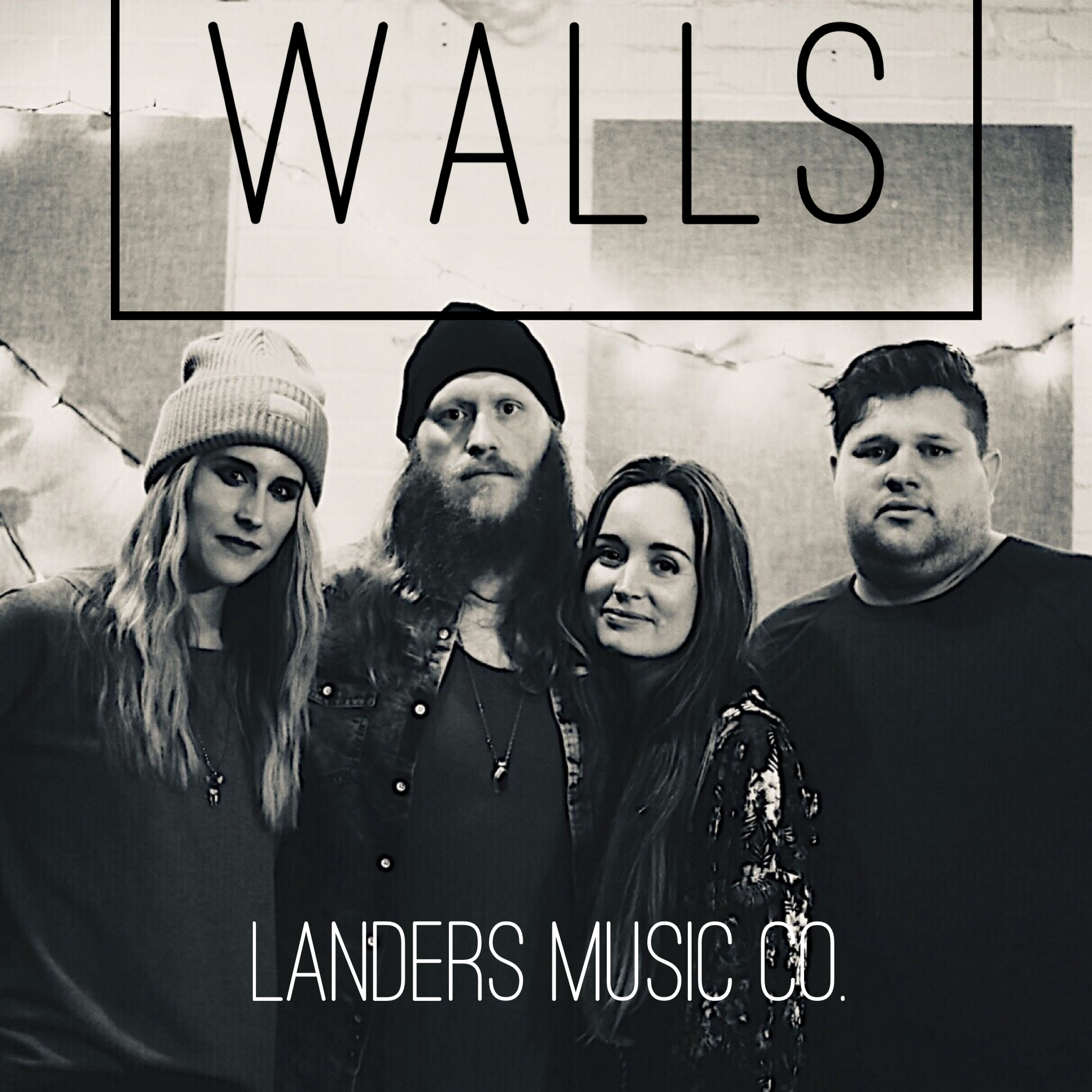 LANDERS MUSIC CO. RELEASES NEW SINGLE TITLED 'WALLS'