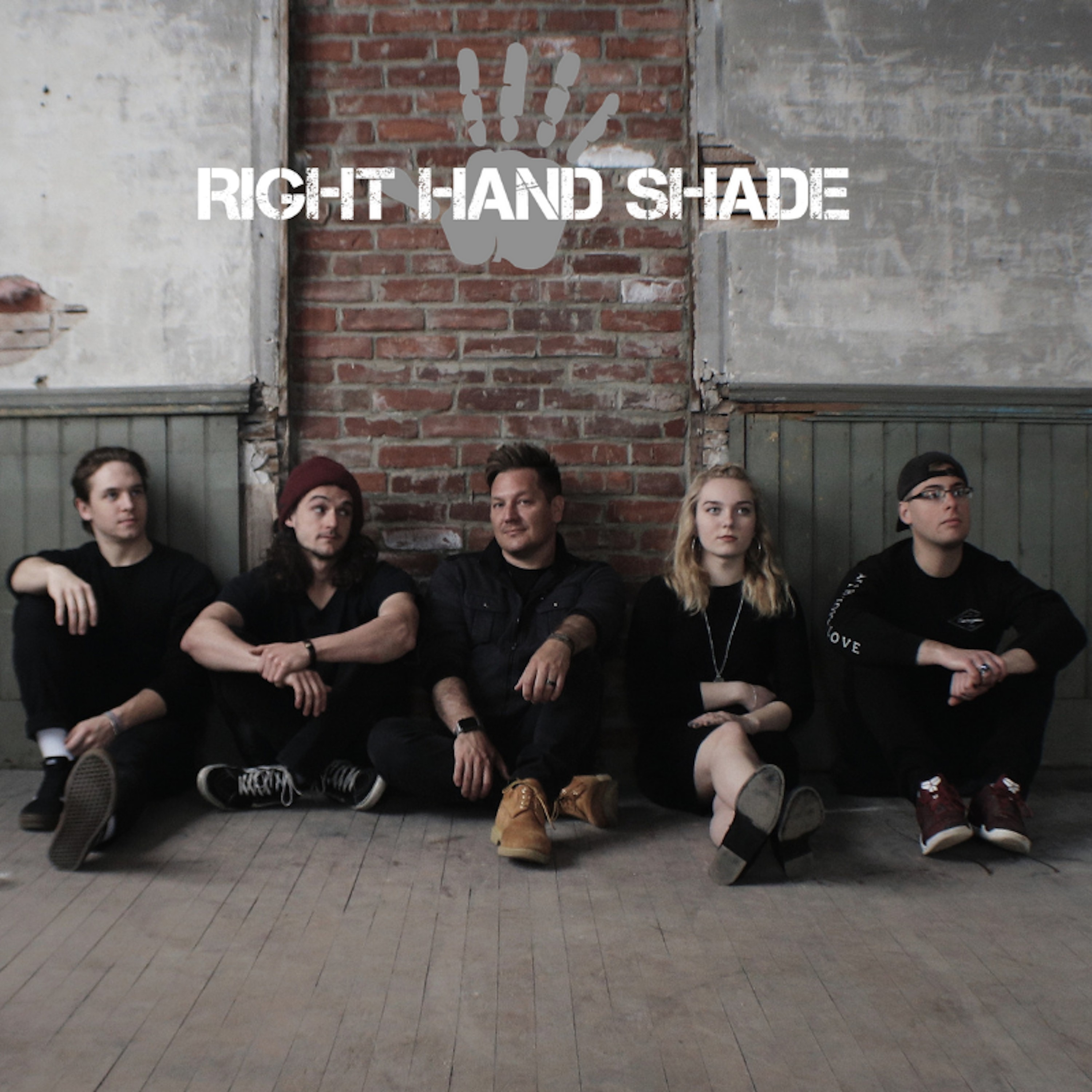 RIGHT HAND SHADE DROPS SELF-TITLED DEBUT ALBUM TODAY