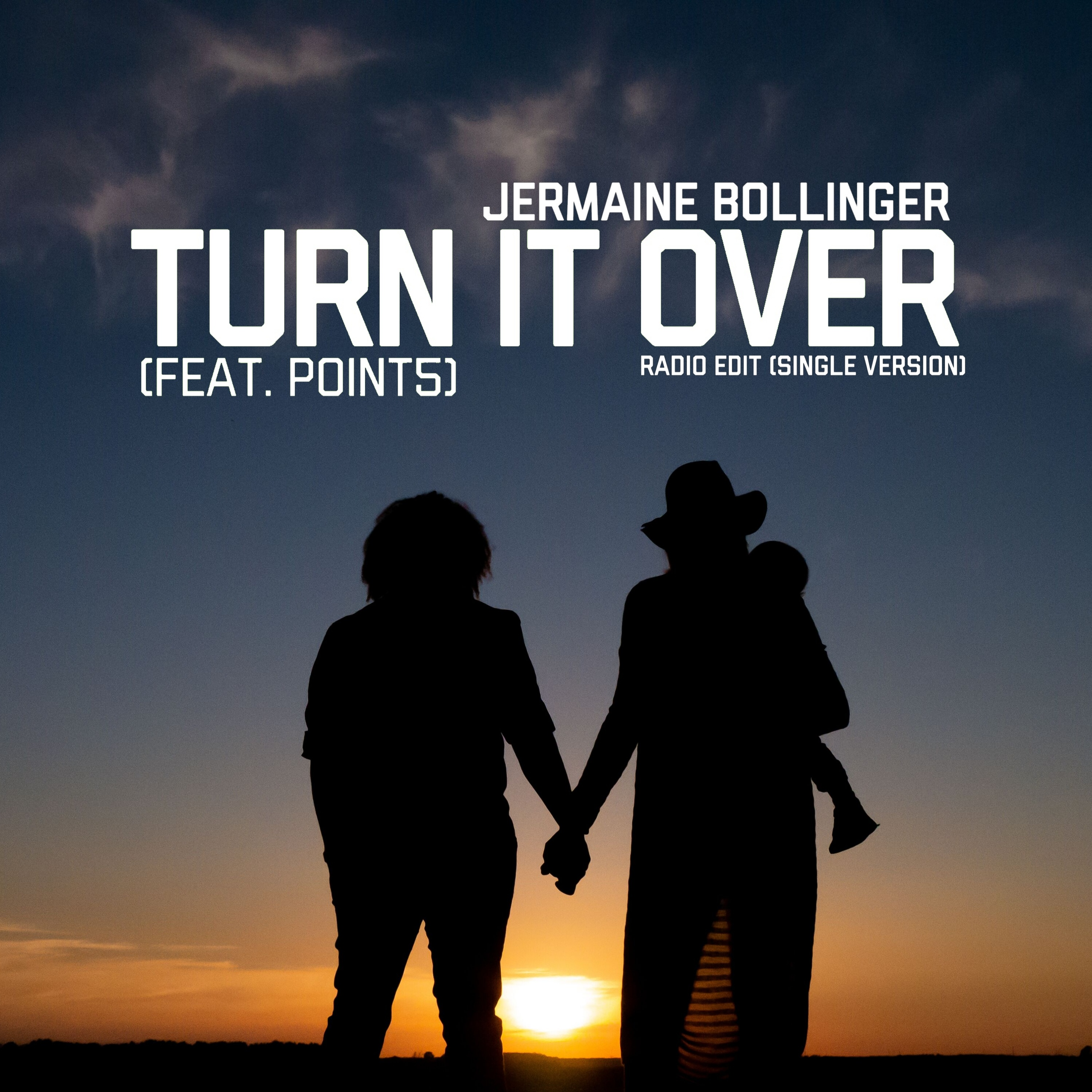 NEW SINGLE RELEASED TODAY FROM JERMAINE BOLLINGER