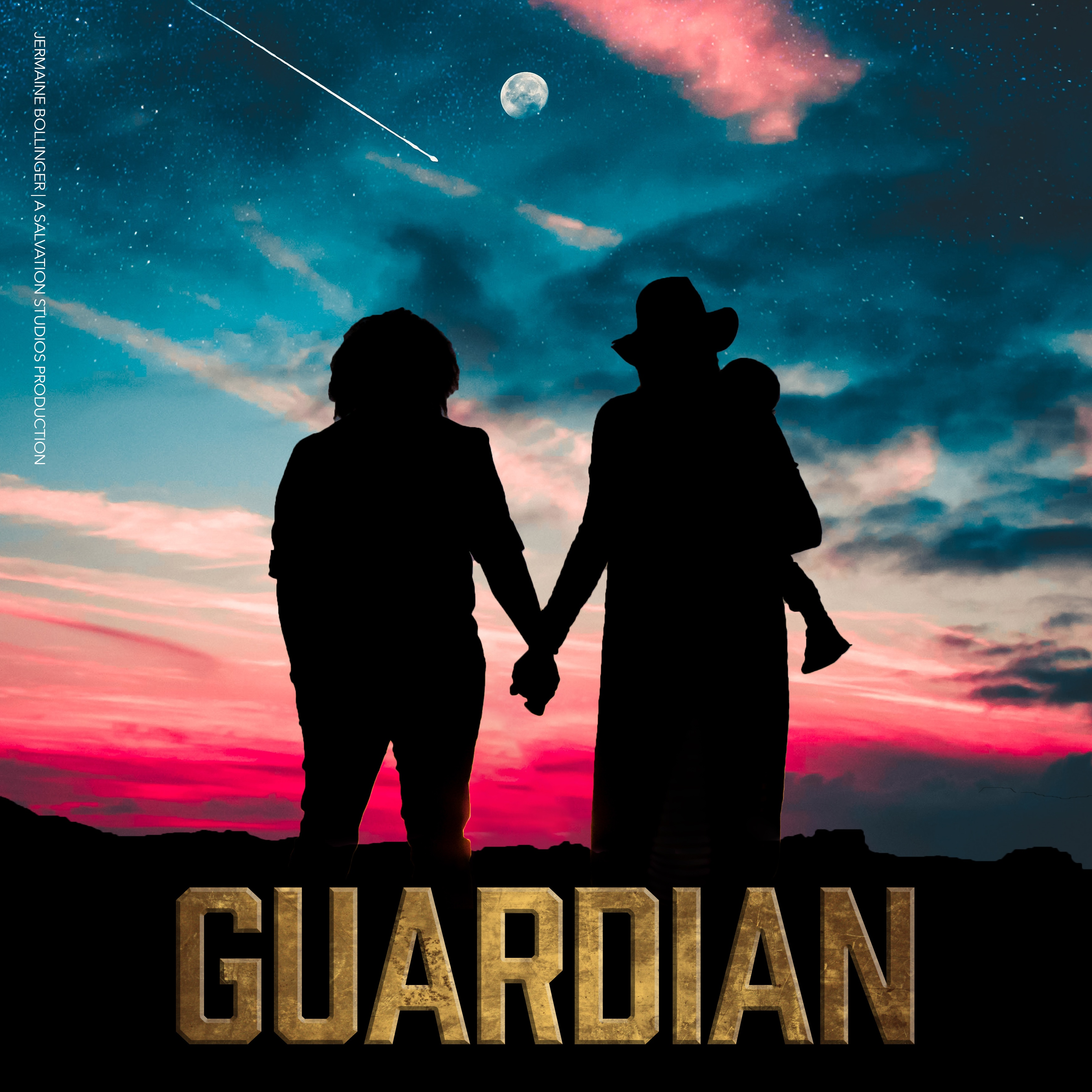 JERMAINE BOLLINGER RELEASES NEW ALBUM TITLED 'GUARDIAN'