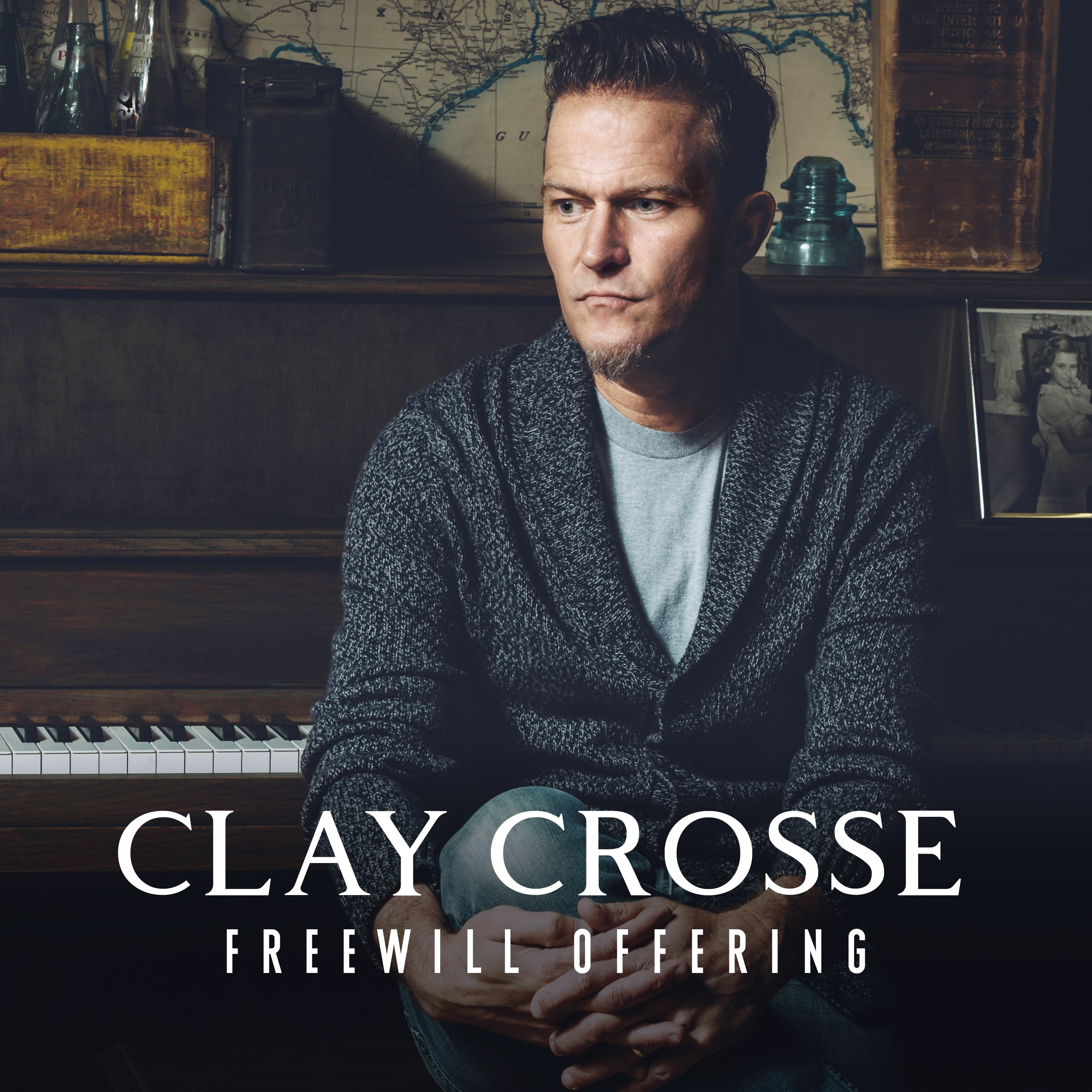CLAY CROSSE RELEASES NEW EP, 'FREEWILL OFFERING'