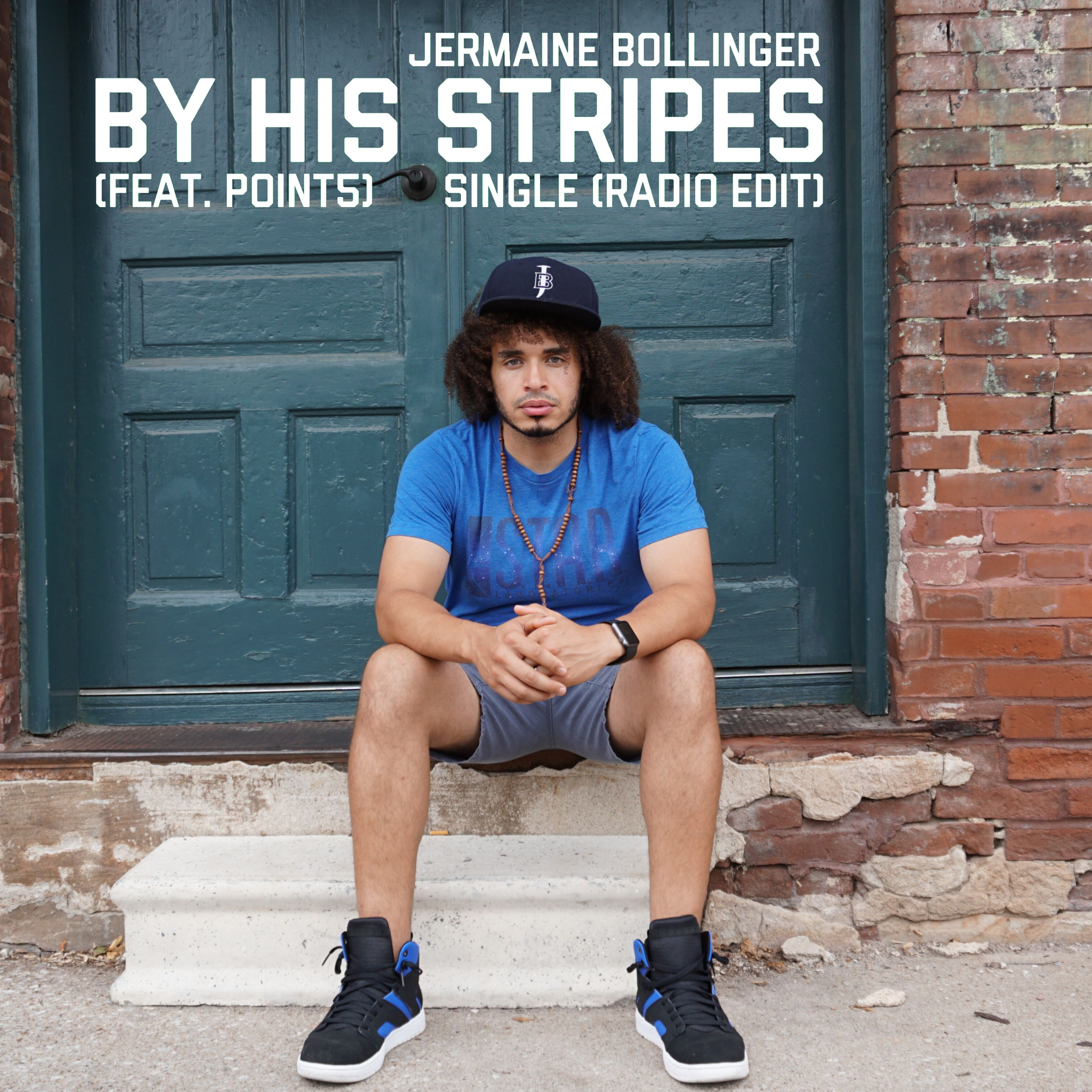 JERMAINE BOLLINGER'S 'BY HIS STRIPES' OUT TODAY
