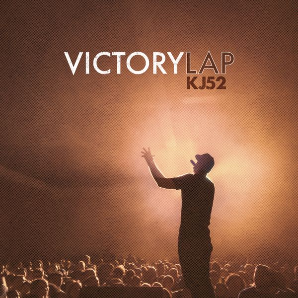 KJ-52'S 'VICTORY LAP' BOOK OUT TODAY IN MULTIPLE FORMATS