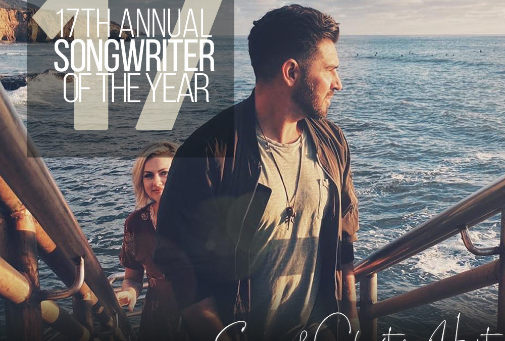 SAM AND CHRISTIN HART EARN SONGWRITER OF THE YEAR HONORS