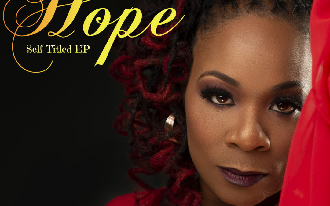 AWARD-WINNING SINGER HOPE SHEREE RELEASES NEW EP TODAY