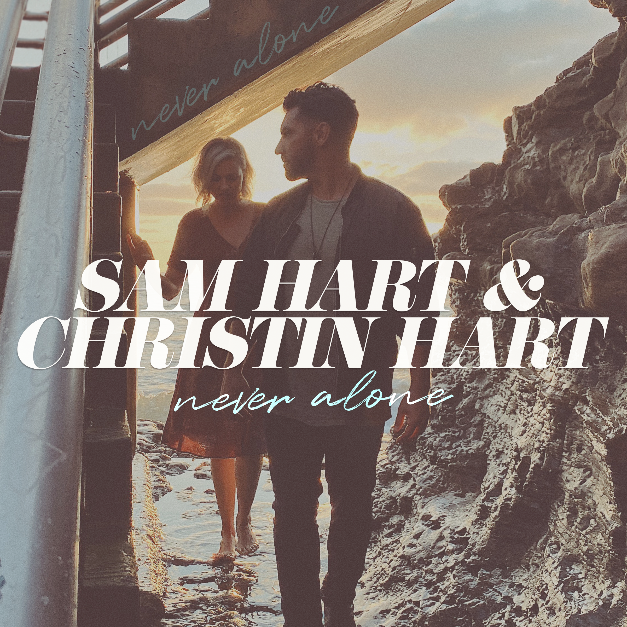 SAM AND CHRISTIN HART RELEASE SINGLE TO CHRISTIAN RADIO
