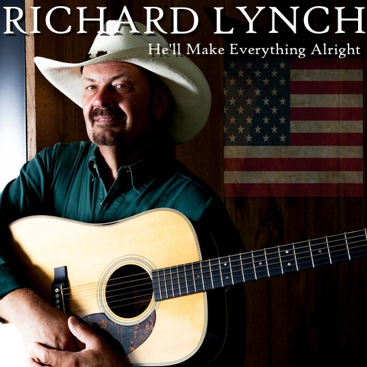 RICHARD LYNCH RELEASES NEW SINGLE TODAY